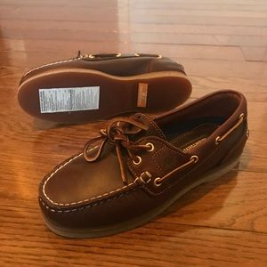 Brown Timberland Women's Boat Shoes
